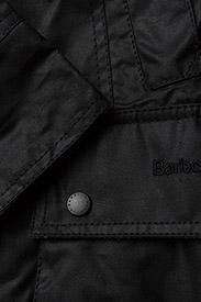 Barbour - Barbour Beadnell Wax Jacket - lette jakker - black - 4