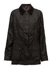 Barbour Classic Beadnell Wax Jacket - OLIVE