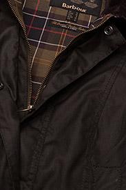 Barbour - Barbour Classic Beadnell Wax Jacket - lette jakker - olive - 2