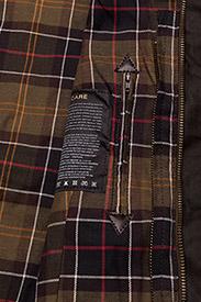 Barbour - Barbour Classic Beadnell Wax Jacket - lette jakker - olive - 5