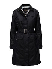 Barbour Rosyth Wax Jacket - ROYAL NAVY