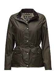 Barbour Dover Wax - ARCHIVE OLIVE