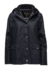 Barbour Watergate Wax - ROYAL NAVY