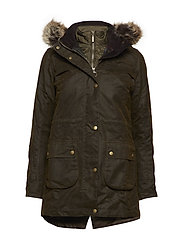Barbour Dartford Wax - OLIVE