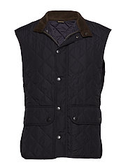 Barbour Lowerdale - NAVY/ECRU BEACO