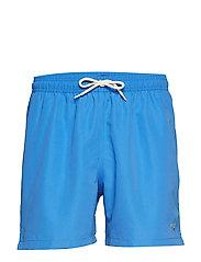 Barbour Logo 5'' Swim - ATLANTIC BLUE