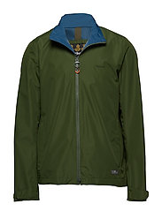 Barbour Rye Jacket - RIFLE GREEN