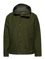 Barbour Charlie Jacket - RIFLE GREEN