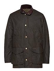 Barbour Hereford Jacket - OLIVE