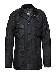 B.Intl Weir Wax Jacket - BLACK