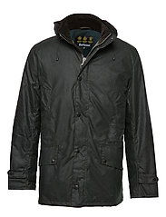 Barbour Gailey Wax - SAGE