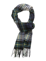 New Check Tartan Scarf - DRESS GORDON