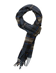Barbour Rothwell Scarf - BLUE/STONE