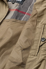Barbour - Barbour Royston Jacket - bomber-takit - lt sand - 6