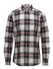 Barbour Oscar Shirt (TF) - WHITE