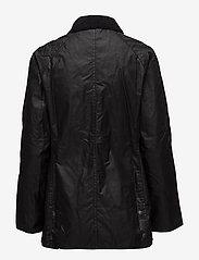 Barbour - Barbour Beadnell Wax Jacket - lette jakker - black - 2
