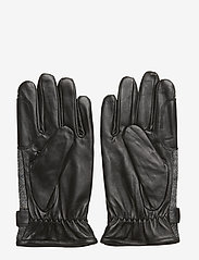 Barbour - Barbour Newbrough Tartan Glove - hanskat - black/grey - 1
