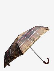 Barbour - Barbour Tartan Mini Umbrella - paraplyer - classic - 0