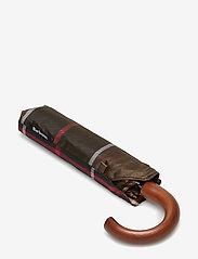 Barbour - Barbour Tartan Mini Umbrella - paraplyer - classic - 3