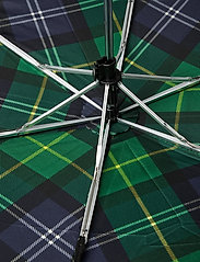 Barbour - Barbour Tartan Mini Umbrella - paraplyer - seaweed tartan - 2