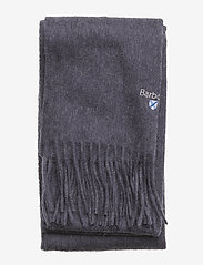 Barbour - Plain Lambswool Scarf - sjalar & halsdukar - sapphire blue m - 2