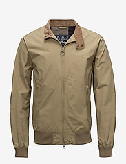 Barbour - Barbour Royston Jacket - bomber-takit - lt sand - 0