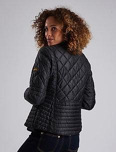 B.Intl Sprinter Quilt - quiltade jackor - black