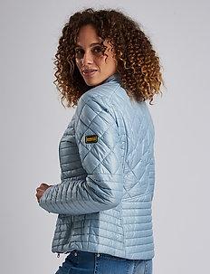 B.Intl Sprinter Quilt - quiltade jackor - ice blue