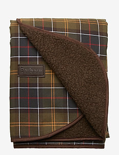 Barbour Dog Blanket - CLASSIC/BROWN