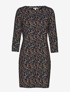 Barbour Exmoor Dress - NAVY