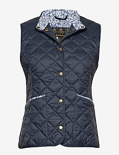 Barbour Camila Gilet - NAVY/MORTIMER