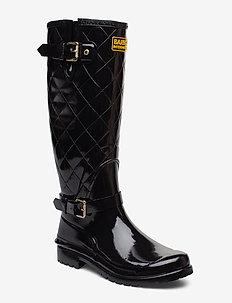 B.Intl Catalunya Boot - BLACK