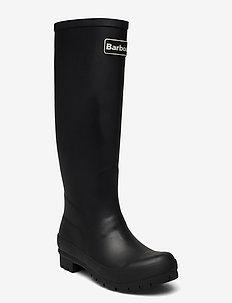 Barbour Abbey - höga stövlar - black