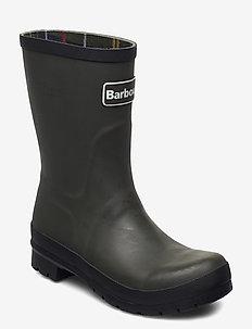 Barbour Banbury - regnstövlar - olive