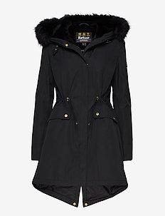 B.Intl Clutch Jacket - BLACK