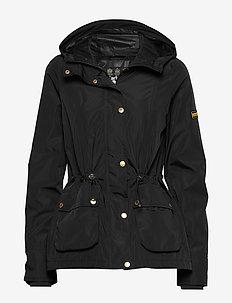 B.Intl Biltwell Jacket - parkatakit - black