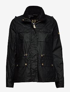 B.Intl Baton Wax - lette jakker - black