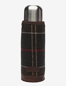 Barbour Tartan Thermos Flask - CLASSIC TARTAN