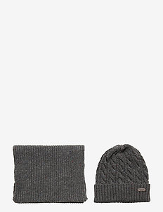 Barbour B & S Gift Set - CHARCOAL