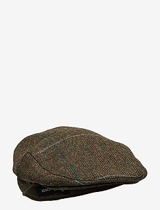 Barbour Crieff Cap - OLIVE COUNTRY C