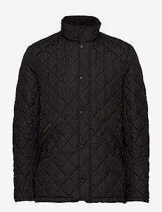 Barbour Chelsea Sportsquilt - tikkitakit - black
