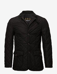 Quilted Lutz - quilted - black