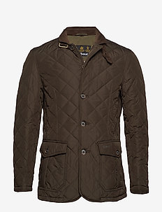 Quilted Lutz - quilted - olive