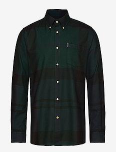 Barbour Dunoon Shirt - BLACK WATCH TAR