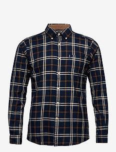 Barbour High Chk 20 TF - ternede skjorter - blue