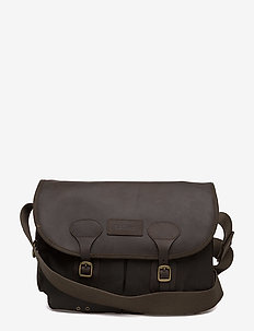 Barbour Wax Leather Tarras - OLIVE