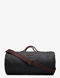 Barbour Wax Holdall - tasker - navy