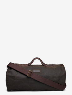 Barbour Wax Holdall - OLIVE
