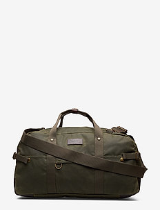Barbour Prestbury Holdall - ARCHIVE OLIVE
