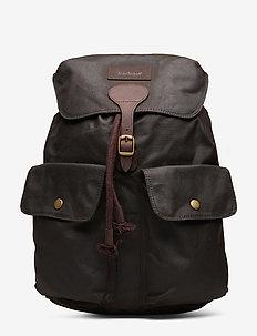 Barbour Beaufort Backpack - OLIVE